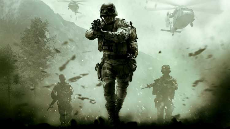 lanzamiento independiente de Call of Duty Modern Warfare Remastered
