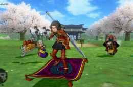nuevas imagenes de dragon quest x