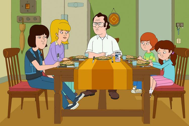 segunda temporada de f is for family