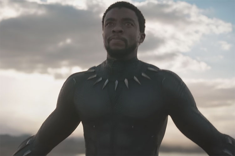 Teaser trailer de Black Panther