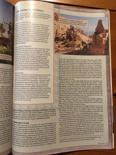 confirmación Assassin's Creed Origins interior 10