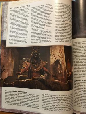 confirmación Assassin's Creed Origins interior 5