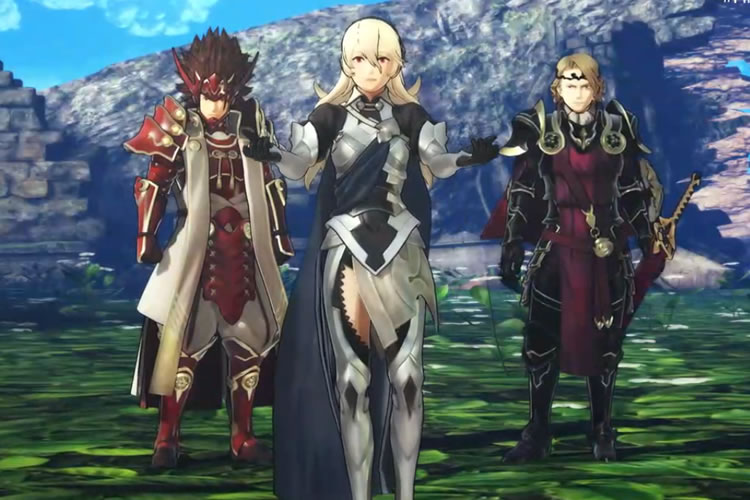 tráiler de fire emblem warriors