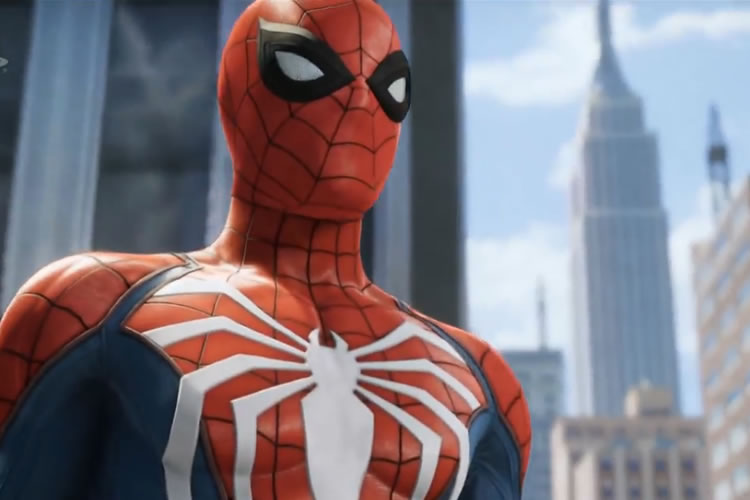 gameplay de spider-man