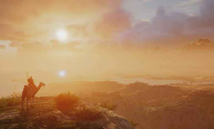 primer tráiler de Assassin's Creed Origins