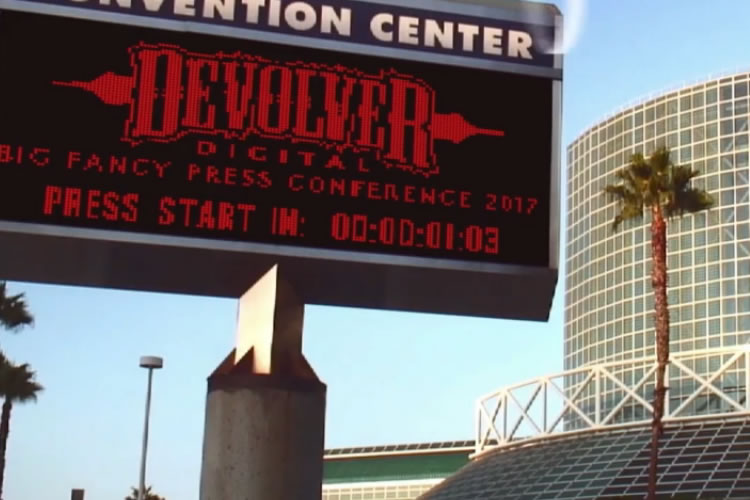 streaming de la conferencia de devolver digital del e3 2017