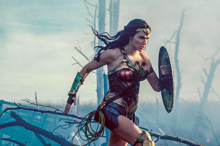 Wonder Woman arrasa en Twitter