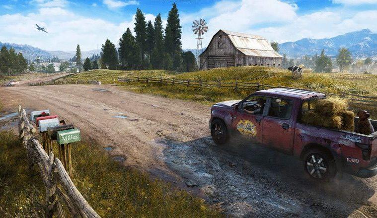 Nuevos detalles de Far Cry 5 escenario