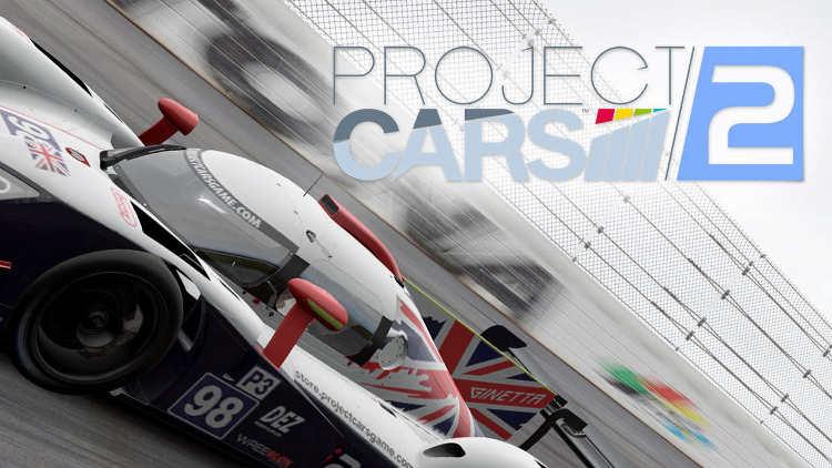 circuitos y pistas de Project Cars 2