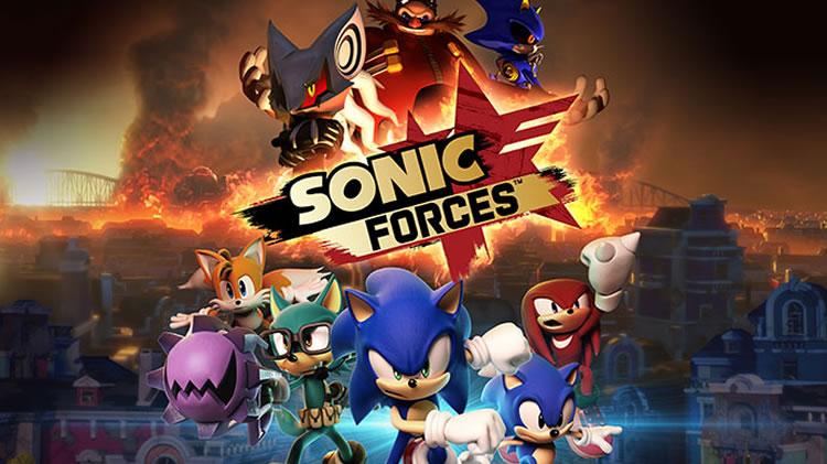 fecha de lanzamiento filtrada de sonic forces portada