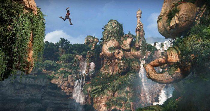 nuevo gameplay tráiler de Uncharted: El Legado Perdido