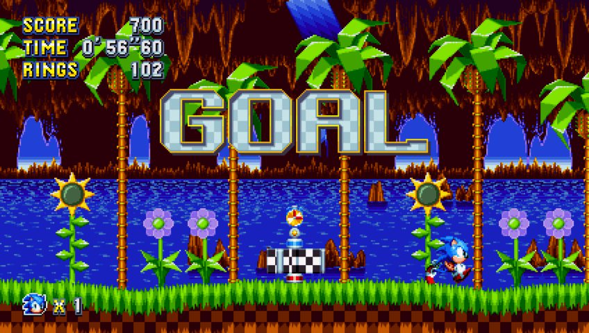 time attack sonic mania