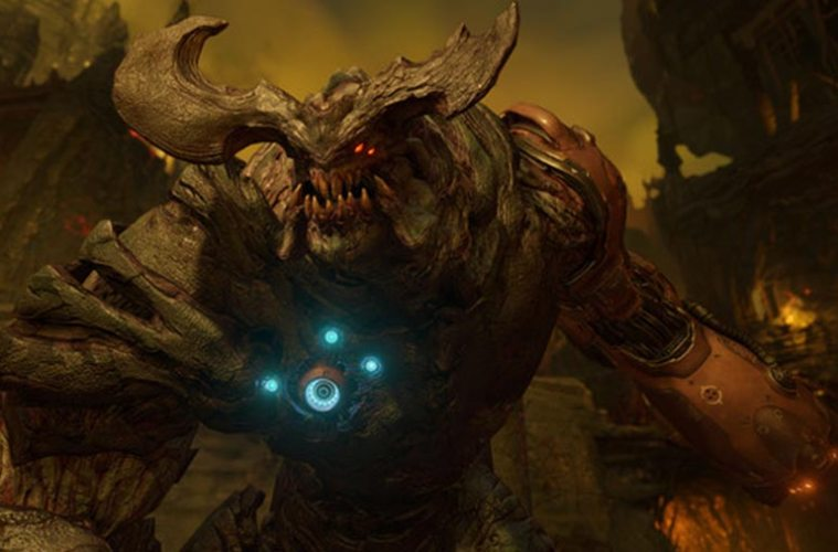 DOOM para Nintendo Switch no tendrá Snapmaps