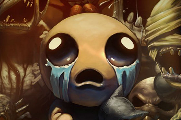 The Binding of Isaac Afterbirth+ en PS4