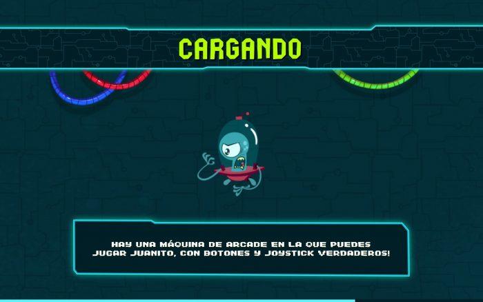 análisis de Juanito Arcade Mayhem