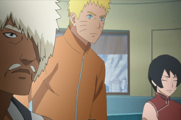 boruto naruto next generation 24 kages