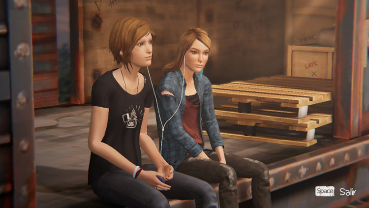 Guía de Life is Strange: Before the Storm, localización de todos los grafitis