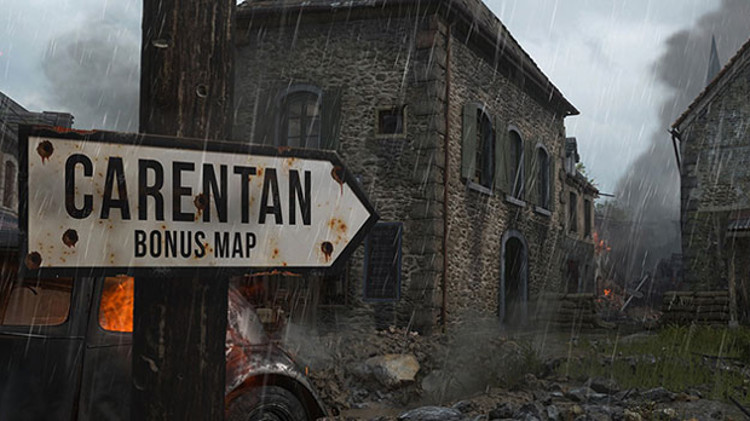 fecha del primer dlc de call of duty wwii