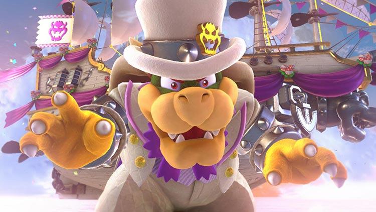 tráiler de introducción de Super Mario Odyssey