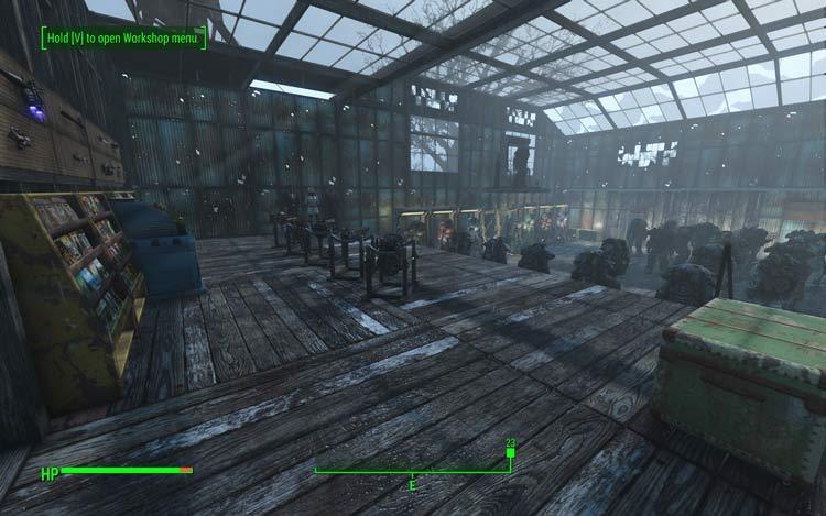 cosas que me gustan de Fallout 4