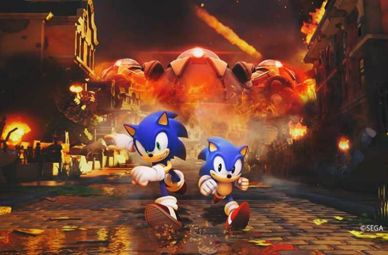 sonic forces lo peta en pc