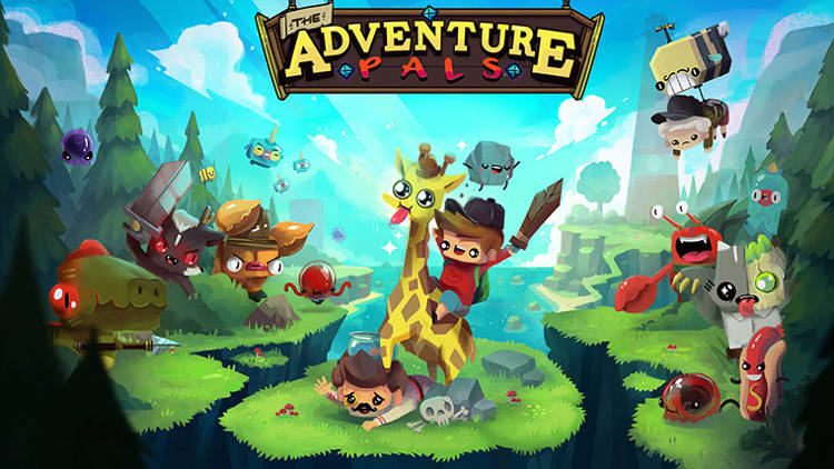 The Adventure Pals se lanza en primavera de 2018 para PlayStation 4, Xbox One, Nintendo Switch y PC