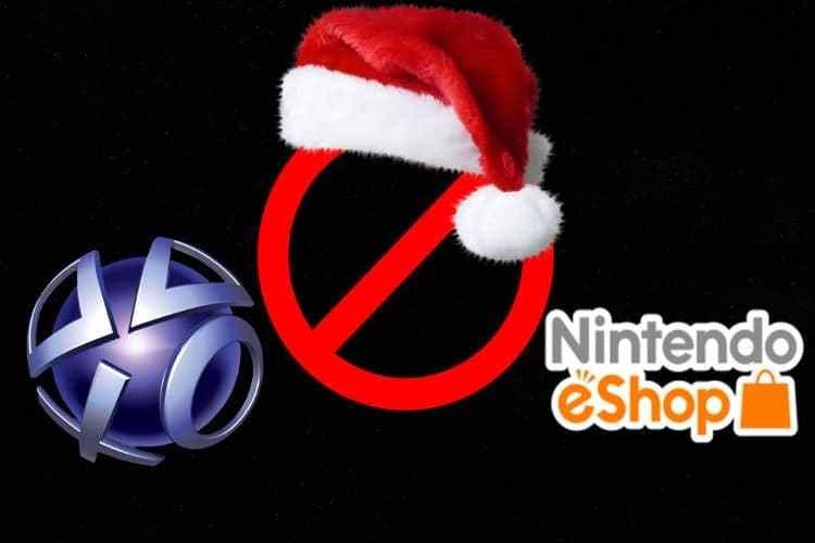 Los servidores de PlayStation 4 y Switch se han caído en Navidad