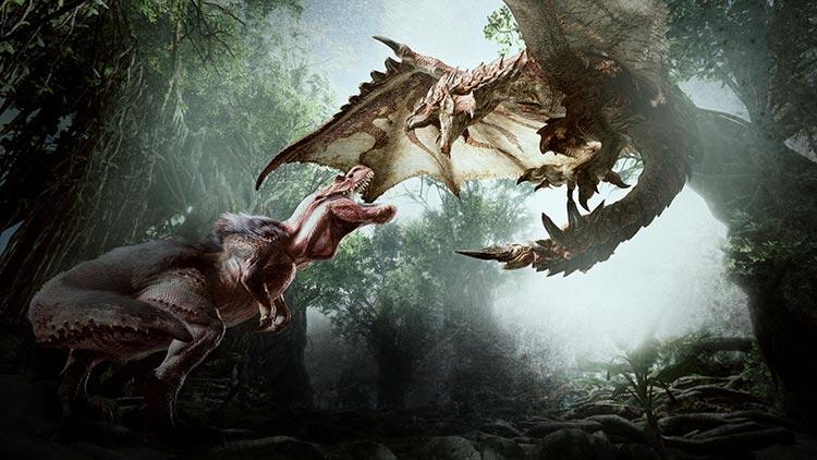 beta abierta de monster hunter world en playstation 4