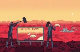 trailer de las colonias de surviving mars