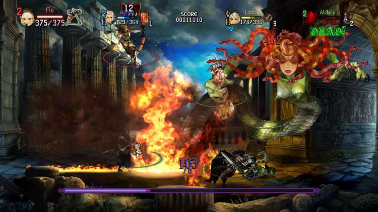 Avance de Dragon's Crown Pro