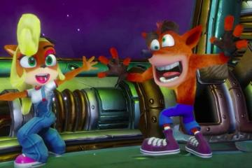 Crash Bandicoot N. Sane Trilogy en Xbox One y Steam