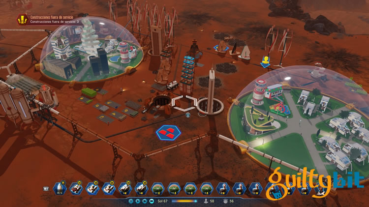 analisis de surviving mars para ps4 y pc 2