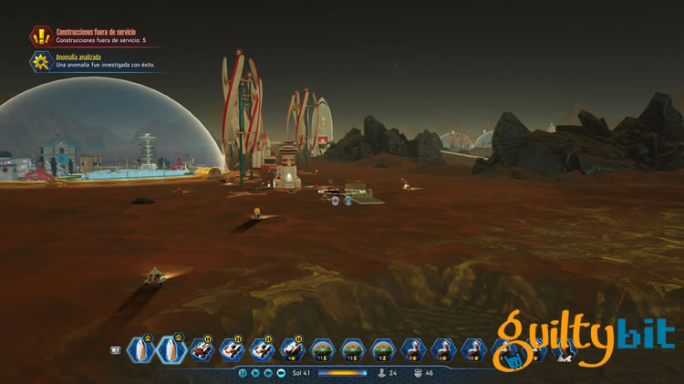 analisis de surviving mars para ps4 y pc 3