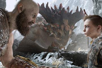 cory barlog habla de kratos y su hijo
