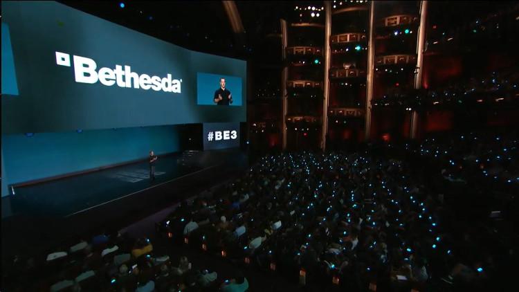 fecha de la conferencia del E3 2018 de Bethesda
