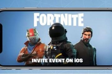 lanzamiento de fortnite battle royale para moviles