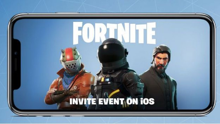 lanzamiento de fortnite battle royale para moviles