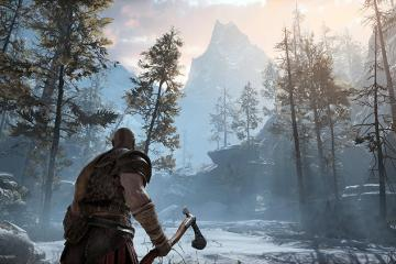 Primeras impresiones de God of War