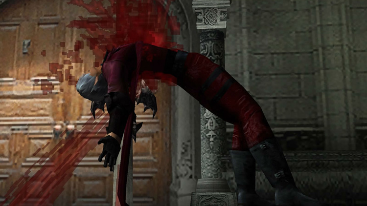 Devil May Cry vs Devil May Cry HD