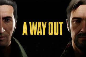 Logros y Trofeos de A way out