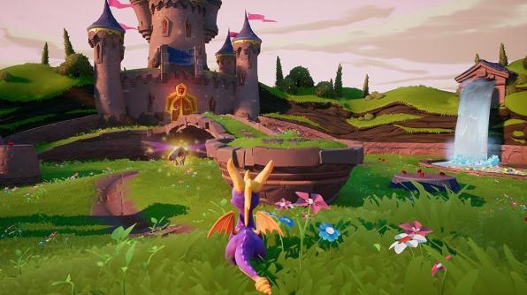 Primeras imágenes de Spyro Reignited Trilogy para PlayStation 4 y Xbox One