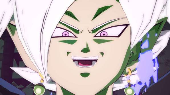 Primeras imagenes de Zamasu Fusion en Dragon Ball FighterZ 5