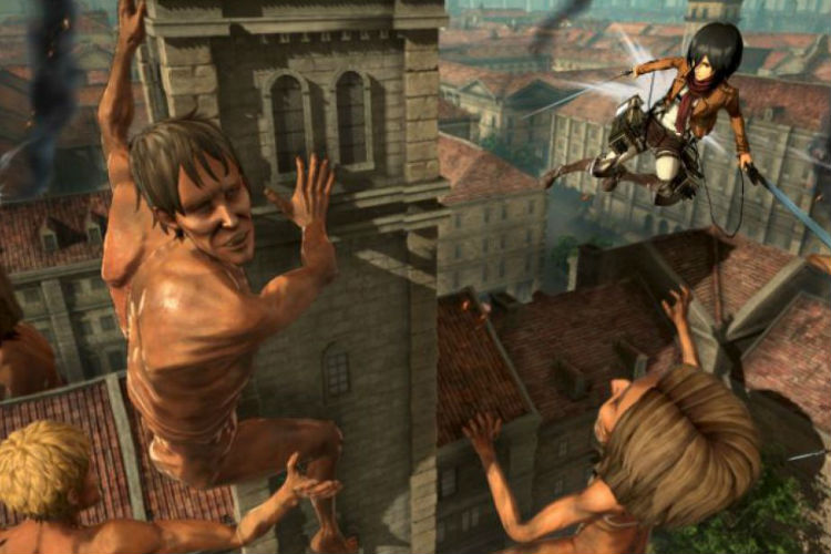analisis de attack on titan 2 2