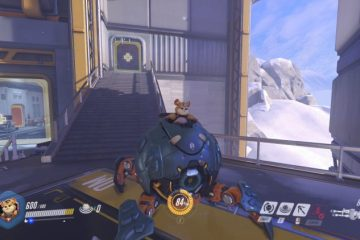 habilidades de Wrecking Ball en Overwatch