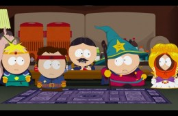 south park la vara de la verdad en switch