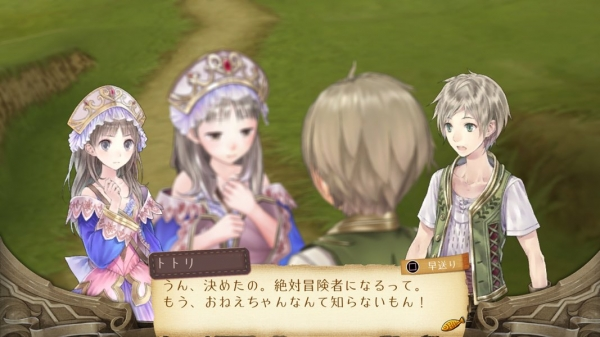 trilogía Atelier Arland en Switch y Playstation 4