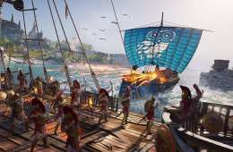 batallas navales de Assassin's Creed Odyssey