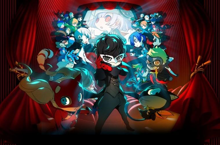 primer trailer de persona q2 new cinema labyrinth