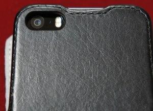 iPhone 5s ケース・裏面カメラ部