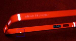 SPIGEN SGP10363 フレーム 塗装ハゲ01